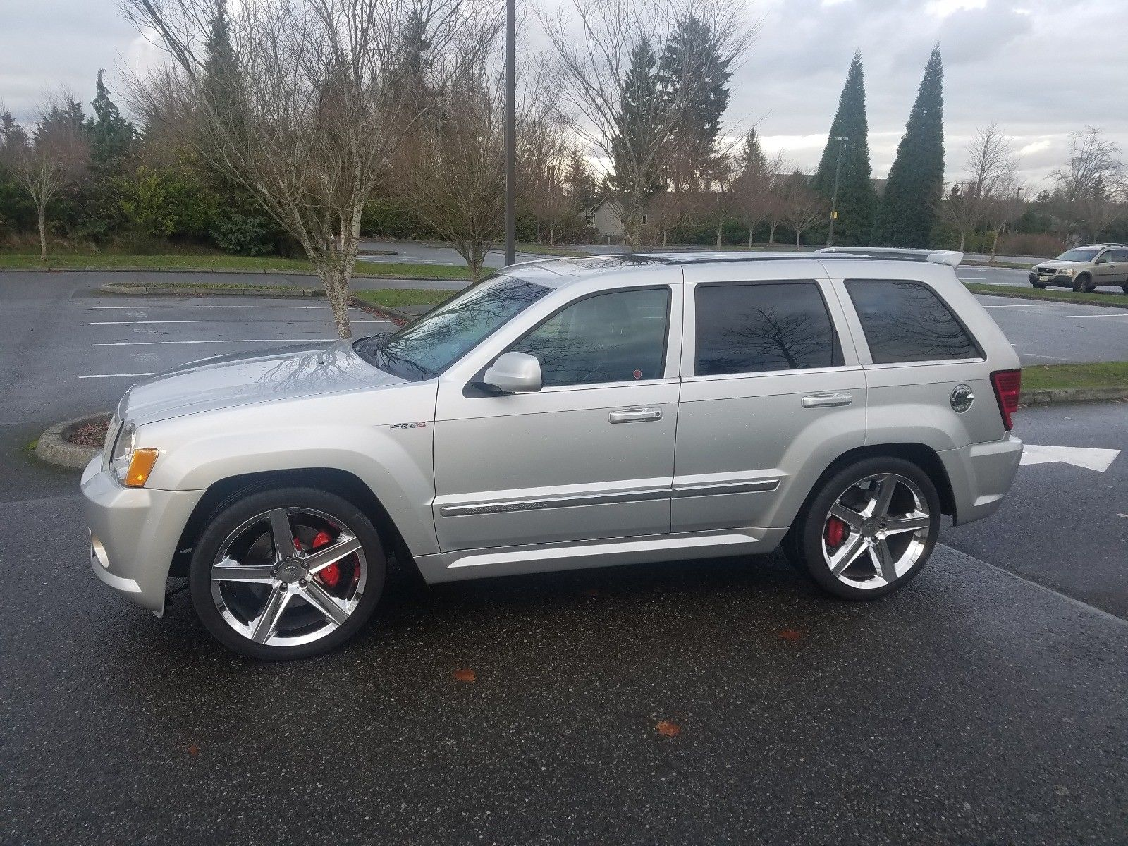 Awesome 2008 Jeep Grand Cherokee Srt8 2008 Jeep Grand