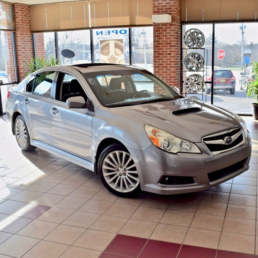 Amazing 2010 Subaru Legacy GT Sedan 4-Door 2010 Subaru