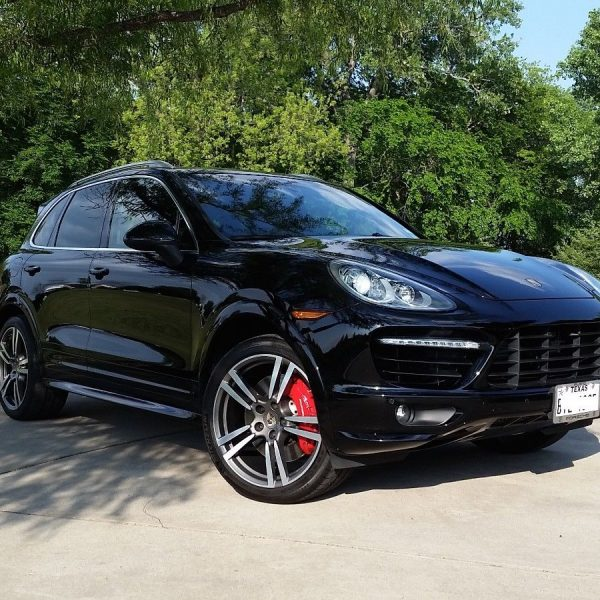 Used Turbo Suv: Amazing 2012 Porsche Cayenne Turbo 2012 Porsche Cayenne