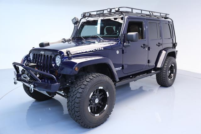 Amazing 2013 Jeep Wrangler Unlimited Rubicon Sport Utility 4 Door 2013 JEEP  WRANGLER UNLTD RUBICON HARD TOP 4X4 LIFT 15K #583532 Texas Direct Auto  2017/2018