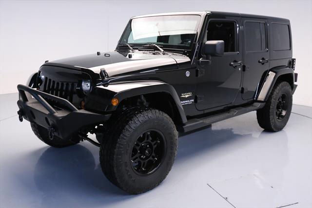 Marvelous Great 2013 Jeep Wrangler Unlimited Sahara Sport Utility 4 Door 2013 JEEP  WRANGLER UNLTD SAHARA HARD TOP 4X4 LIFTED 35K #534348 Texas Direct 2018 2019