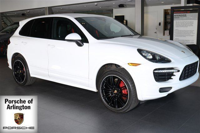 Awesome 2014 Porsche Cayenne GTS Sport Utility 4-Door 2014 SUV Used