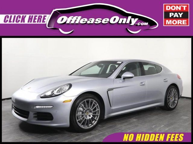 Porsche Panamera Lease >> Great 2014 Porsche Panamera S Hatchback Rwd Off Lease Only 2014