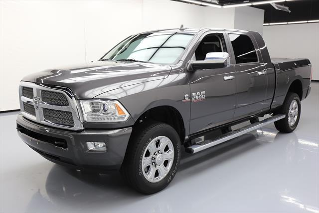 Great 2015 Dodge Ram 2500 Laramie Longhorn Crew Cab Pickup ...