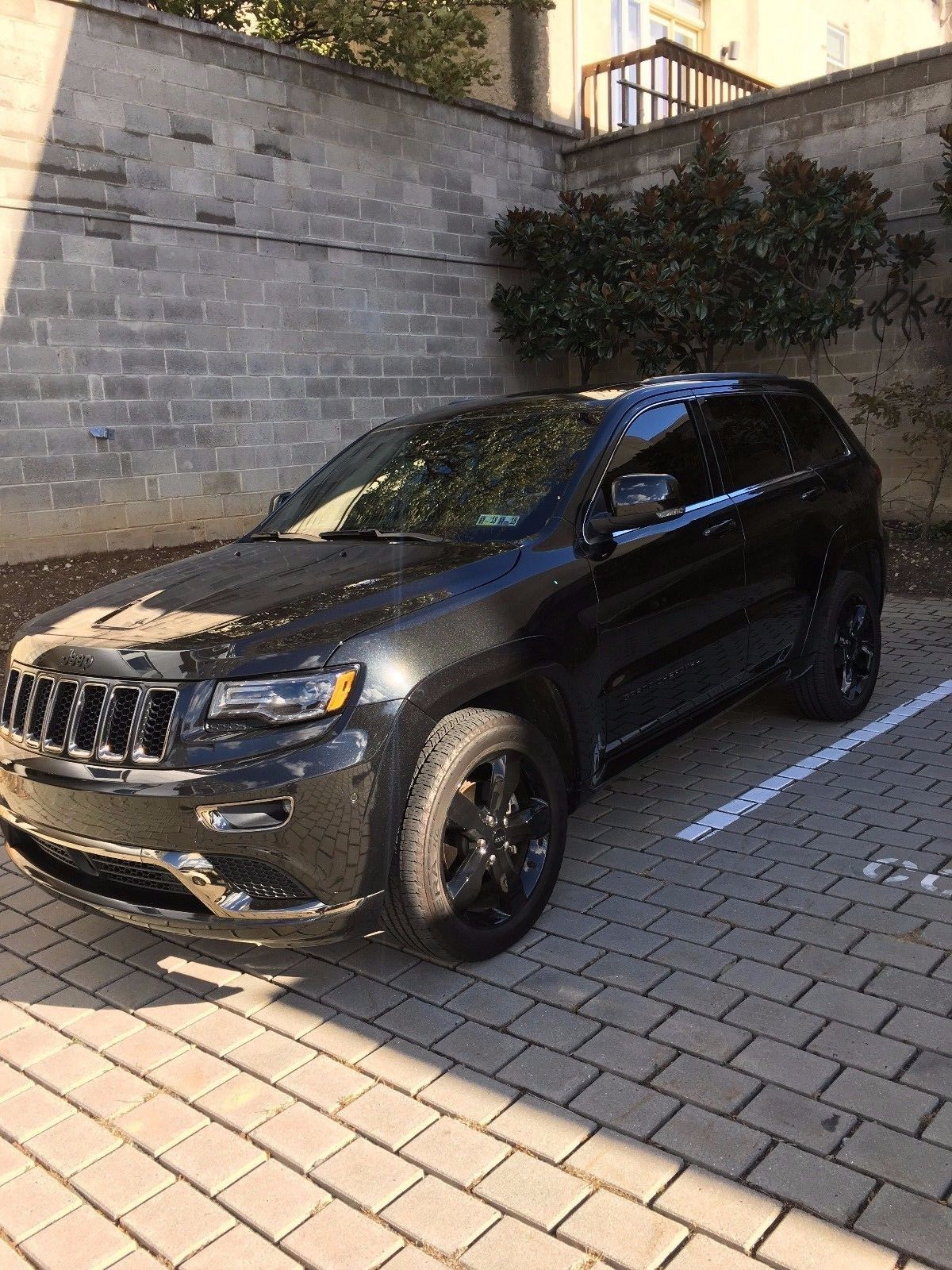 Great 2015 Jeep Grand Cherokee Overland UPER CLEAN Triple ...