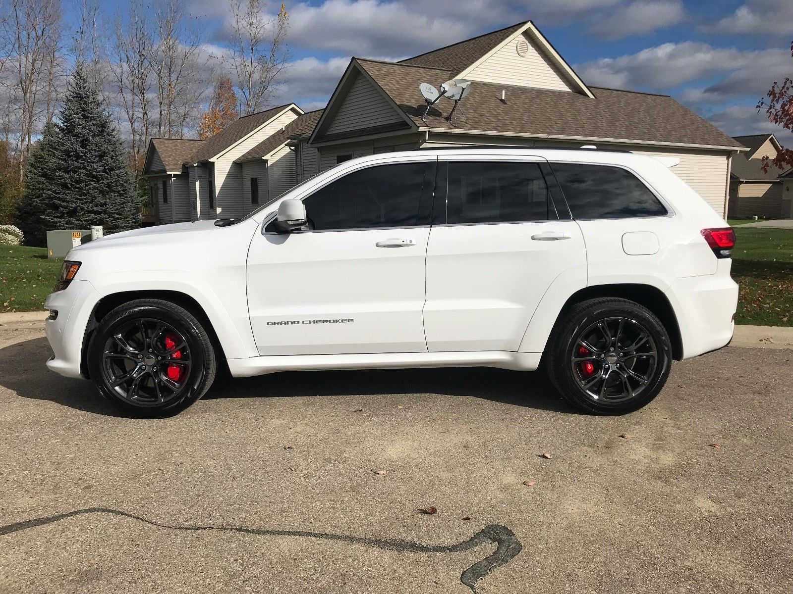 Amazing 2015 Jeep Grand Cherokee Srt 8 2015 Jeep Grand Cherokee Srt8 Awd 7k Miles Nav Panorama