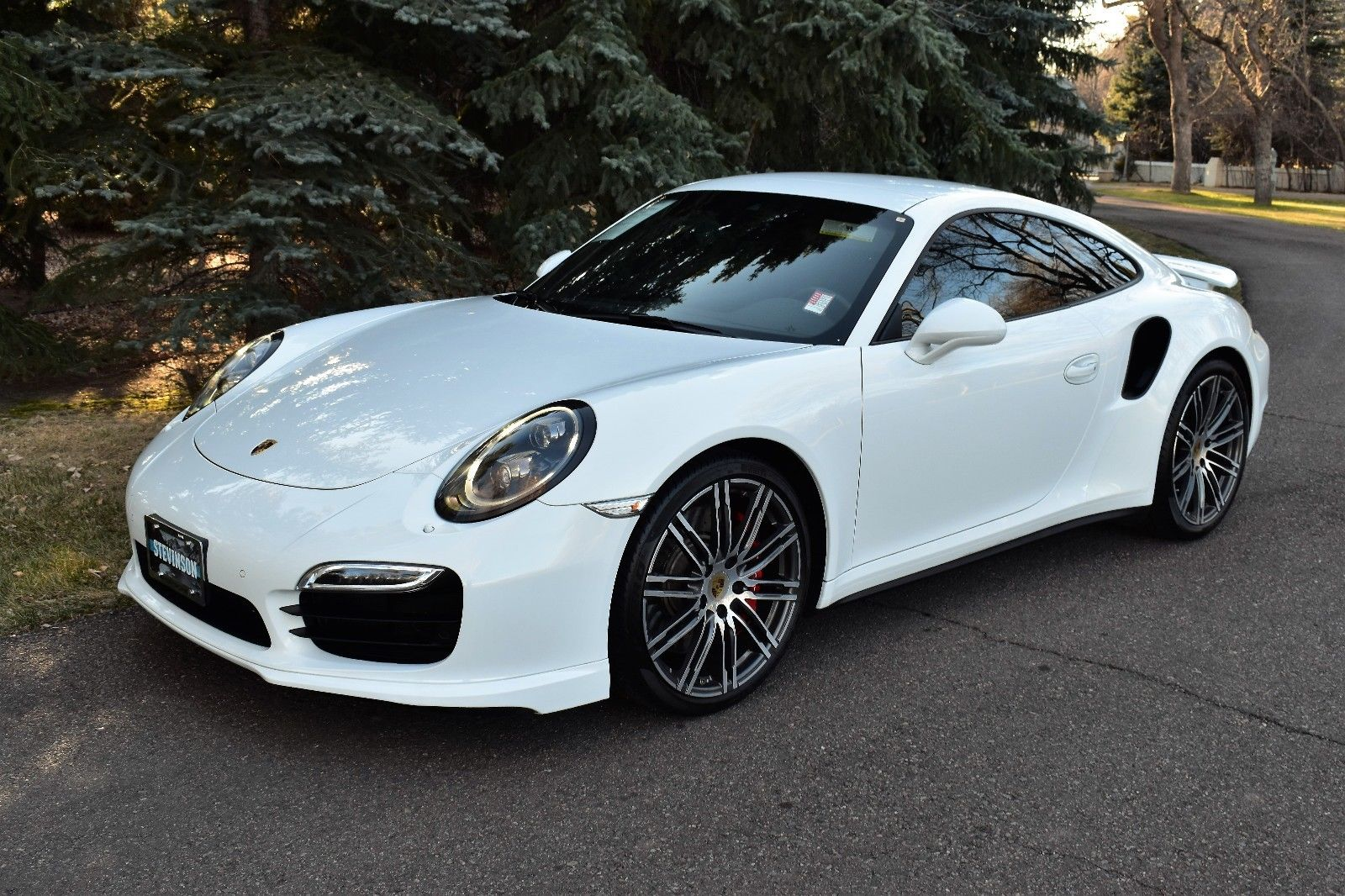 Amazing 2017 Porsche 911 Twin Turbo Burmeister Sport Seats All The Right Equipment Factory Cpo 6yr 100k Mint 2018
