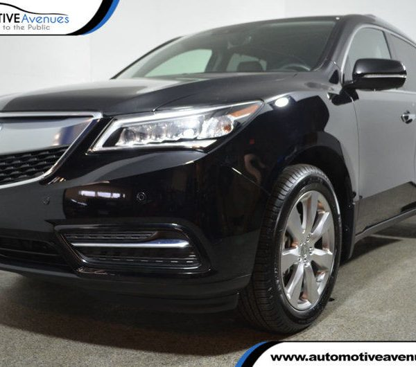 2016 Acura MDX SH-AWD 4dr W/Advance/AcuraWatch Plus 2016