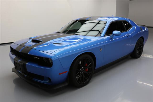 Dodge Challenger Hellcat Blue >> Great 2016 Dodge Challenger SRT Hellcat Coupe 2-Door 2016 DODGE CHALLENGER SRT HELLCAT S/C HEMI ...