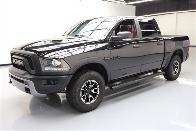 2016 Dodge Ram >> Awesome 2016 Dodge Ram 1500 Rebel Crew Cab Pickup 4 Door 2016 Dodge Ram 1500 Rebel Crew Hemi Htd Seats Nav 10k 389561 Texas Direct Auto 2018 2019