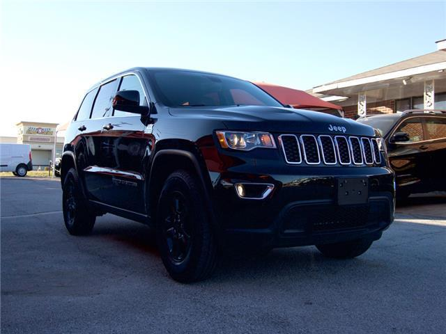 Awesome 2017 Jeep Grand Cherokee Laredo 9 Miles Diamond Black Crystal Pearlcoat Sport Ut 2018