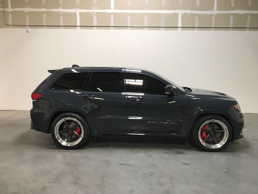 Amazing 2017 Jeep Grand Cherokee SRT 2017 Jeep Grand Cherokee Mint Condition For Sale. 2018-2019 ...