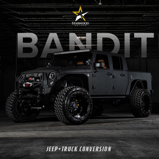 2019 Jeep Wrangler Unlimited Interior: Amazing 2017 Jeep Wrangler Unlimited Bandit Conversion