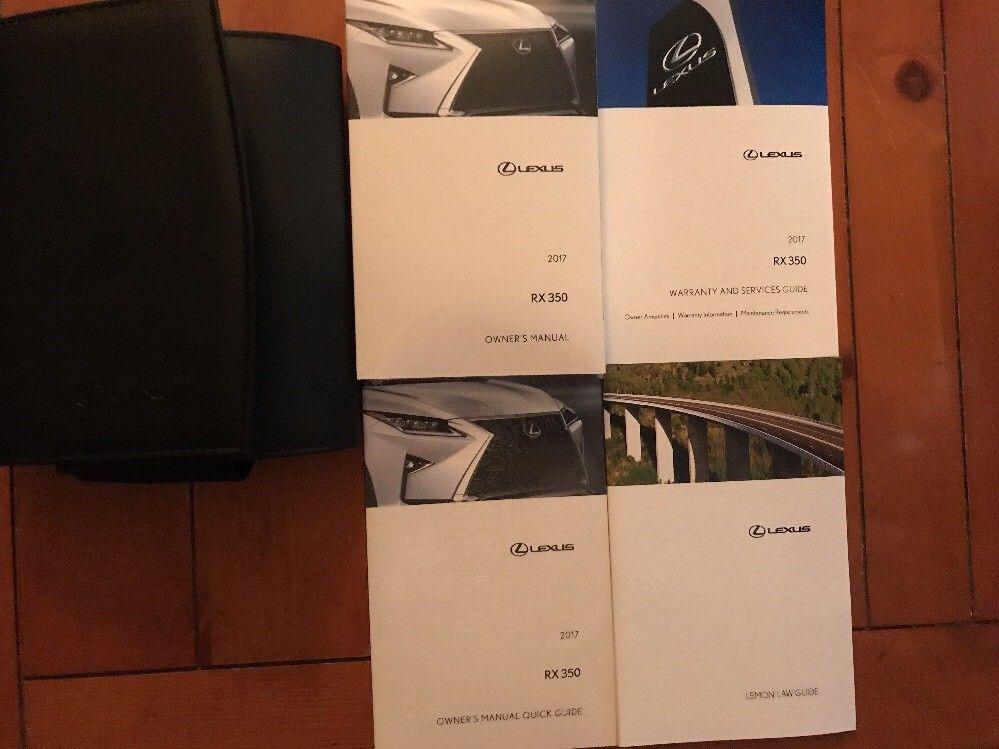 2017 lexus is 350 owners manual
