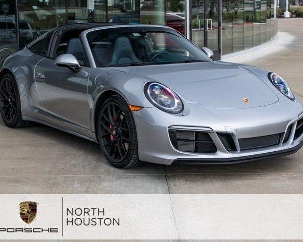 Awesome 2018 Porsche 911 Targa 4 Gts 2018 Porsche 911