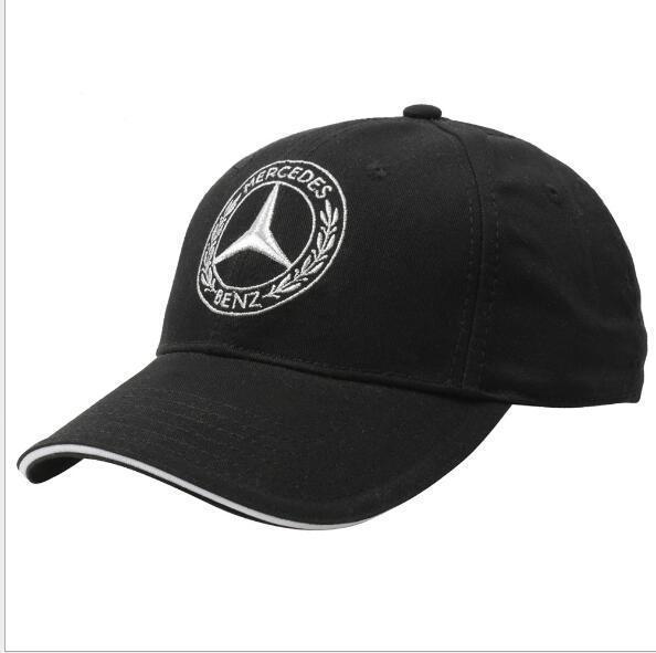 1816b0e553d Amazing New MERCEDES BENZ² Logo AMG Cap Sport Baseball Hat outdoor ...