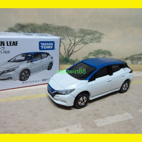 2019 Nissan Leaf: Awesome OCT 2017 93 Nissan Leaf TOMICA TAKARA TOMY 2018