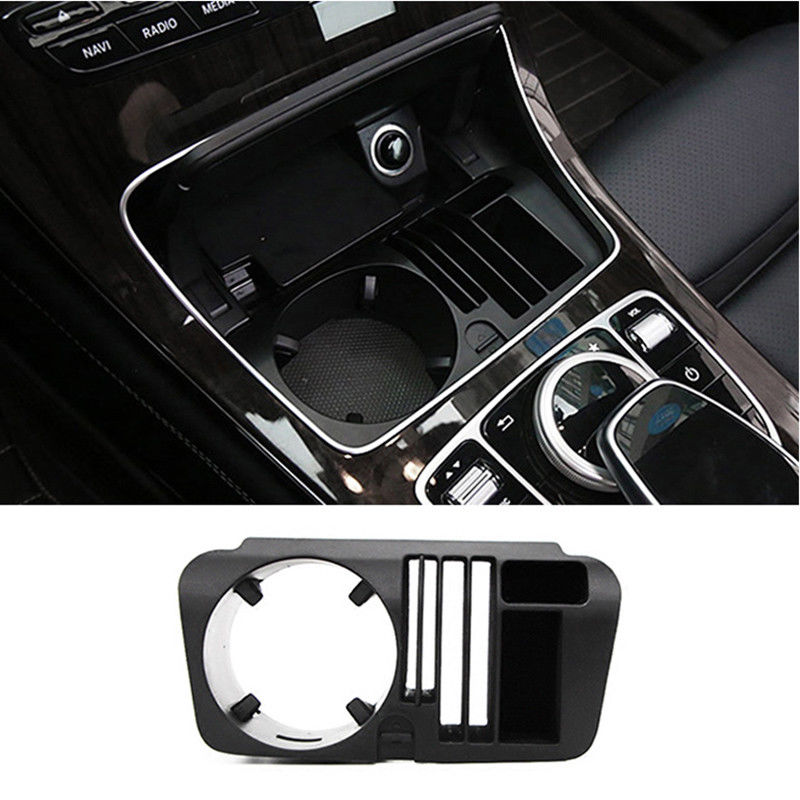 Great Storage Box Cup Holder For Mercedes Benz C Class