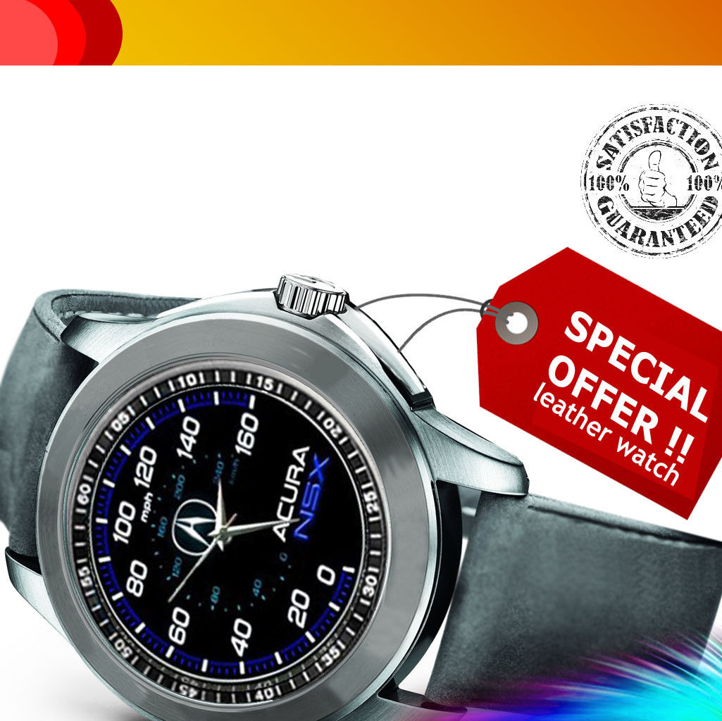 Watches Acura NSX Speedometer 2017/2018