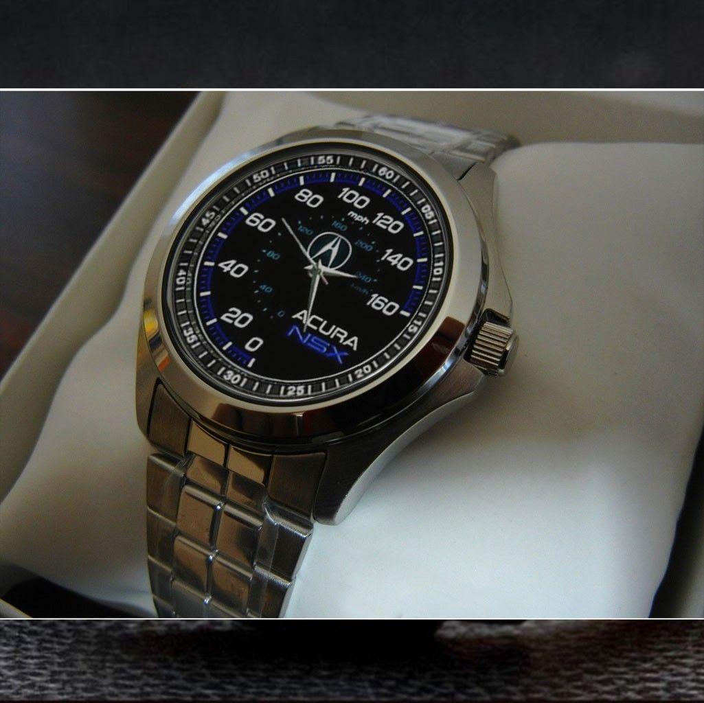 Wristwatches Acura NSX Speedometer 2017/2018