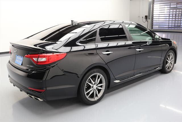 Amazing 2015 Hyundai Sonata Limited 2.0T Sedan 4-Door 2015 ...