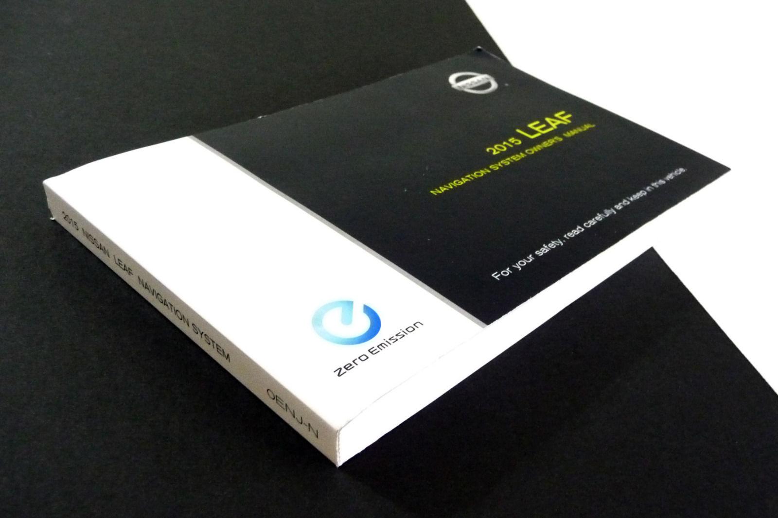 nissan leaf navigation system owners manual