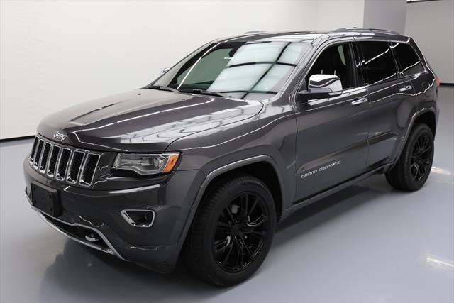 awesome 2014 jeep grand cherokee overland sport utility 4 door 2014 jeep grand cherokee overland. Black Bedroom Furniture Sets. Home Design Ideas
