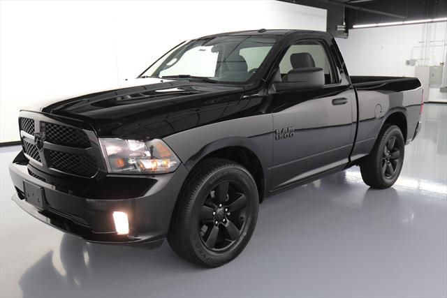 458 Body Kit >> Amazing 2017 Dodge Ram 1500 ST Standard Cab Pickup 2-Door 2017 DODGE RAM 1500 BLACK EXPRESS REG ...