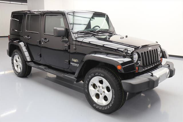 Texas Car Inspection >> Awesome 2013 Jeep Wrangler Unlimited Sahara Sport Utility ...