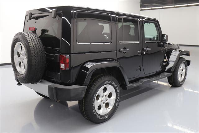 2013 Honda Pilot Ex L For Sale >> Awesome 2013 Jeep Wrangler Unlimited Sahara Sport Utility ...