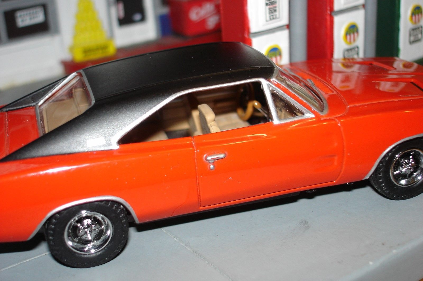 Awesomeamazinggreat Dodge Charger Rt O Scale Matchbox