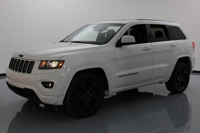 amazing 2014 jeep grand cherokee 2014 jeep grand cherokee altitude 4x4 leather sunroof 546886. Black Bedroom Furniture Sets. Home Design Ideas