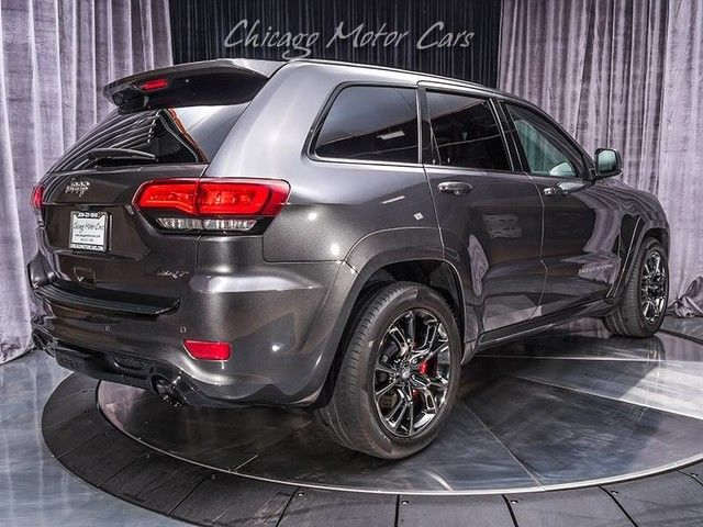 Awesome 2016 Jeep Grand Cherokee Srt 2016 Jeep Grand