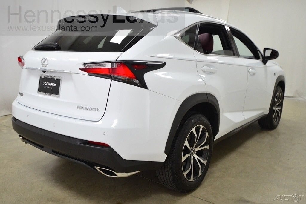 awesome 2016 lexus nx nx turbo awd 2016 nx turbo awd used certified turbo 2l i4 16v automatic. Black Bedroom Furniture Sets. Home Design Ideas