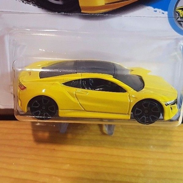 Awesome Hot Wheels * Factory Fresh * '17 Acura NSX