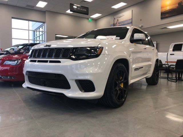 Great 2018 Jeep Grand Cherokee Trackhawk 2018 Jeep Grand