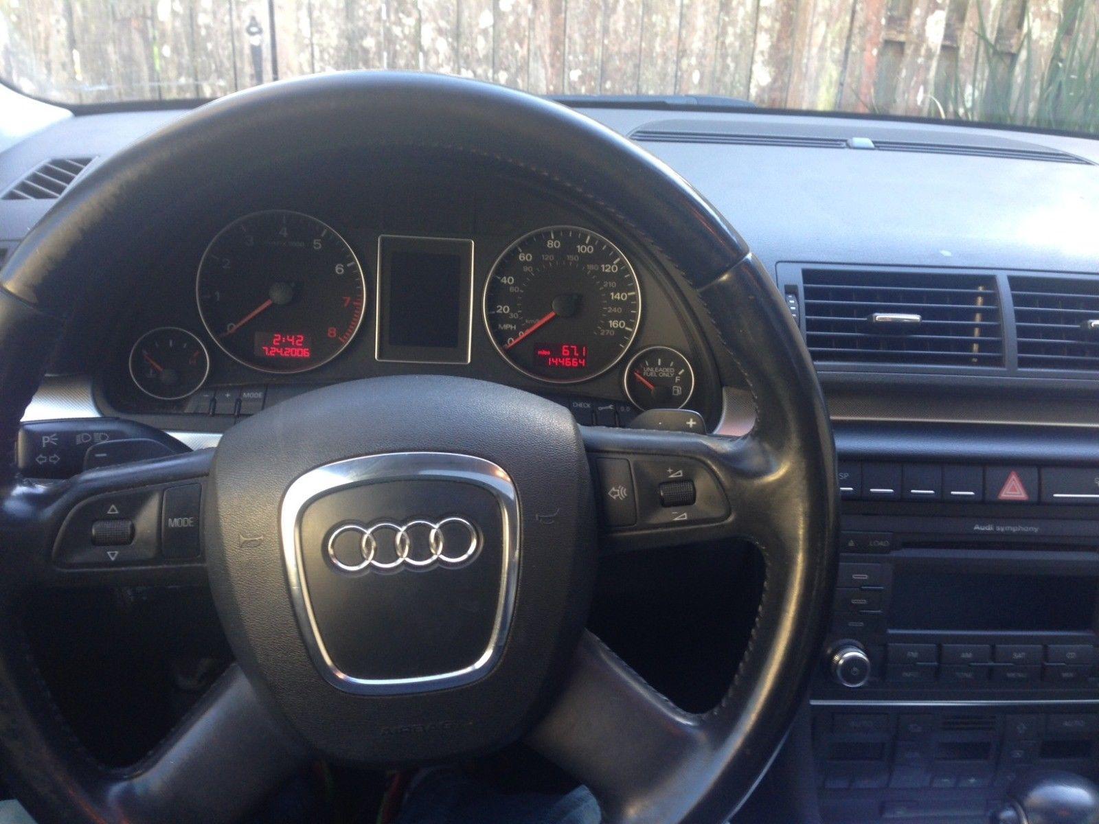 Great 2008 Audi A4 2008 Audi A4 2 0 T 2017 2018