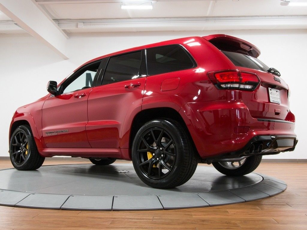 2013 Toyota Highlander For Sale >> Great 2018 Jeep Grand Cherokee Trackhawk 2018 Jeep Grand ...