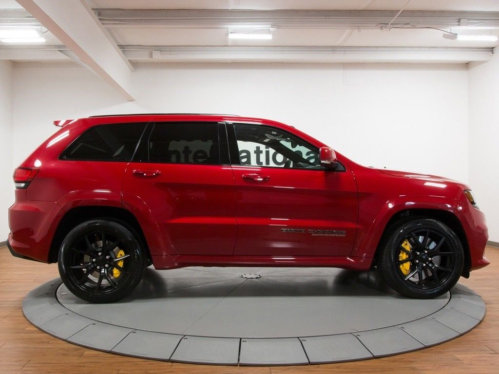 Great 2018 Jeep Grand Cherokee Trackhawk 2018 Jeep Grand ...