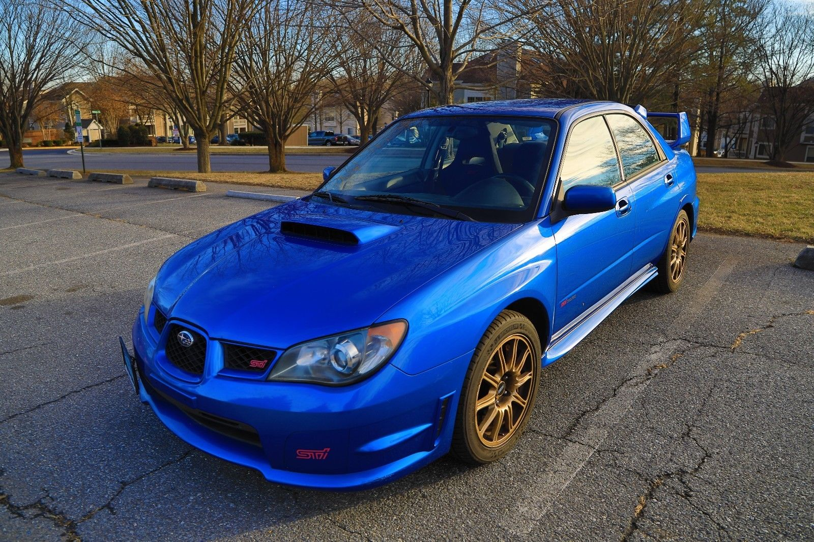 2006 subaru impreza wrx review