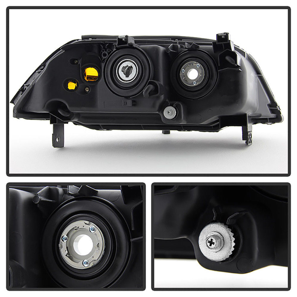 2004-2005-2006 Acura MDX Base Touring 3.5L Black JDM Front