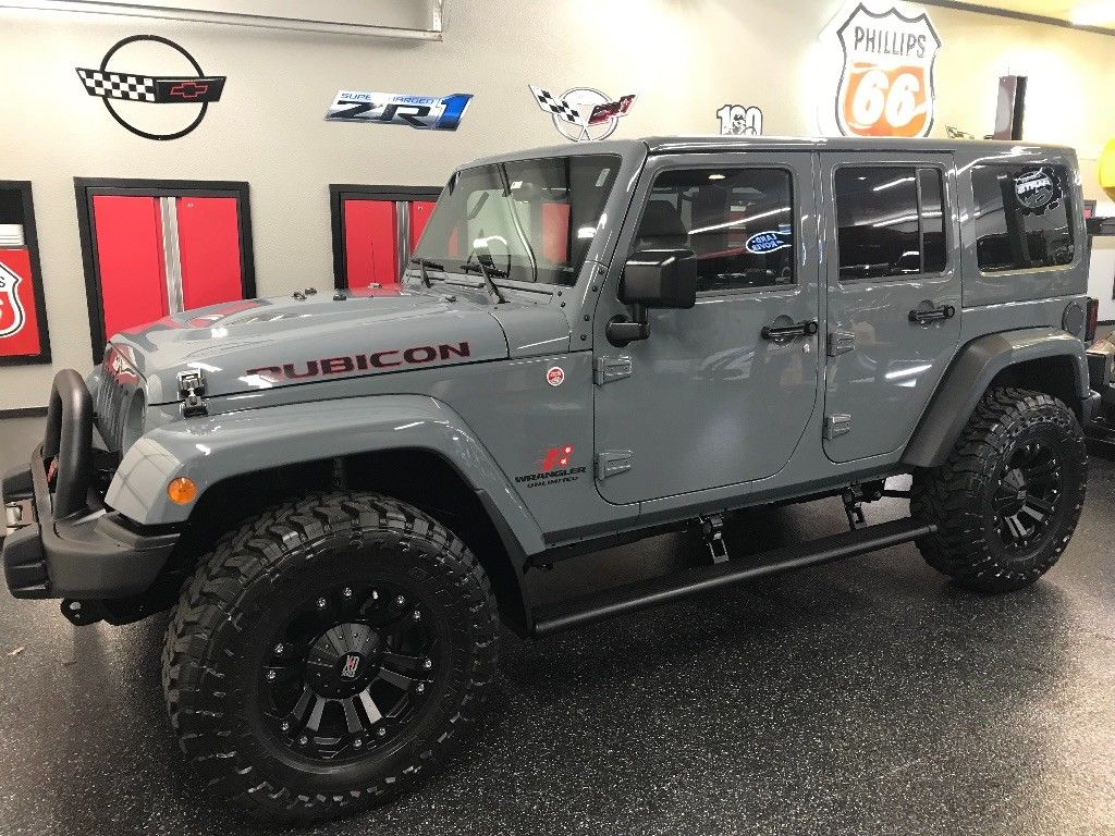 Awesome 2015 Jeep Wrangler Unlimited Rubicon Hard Rock