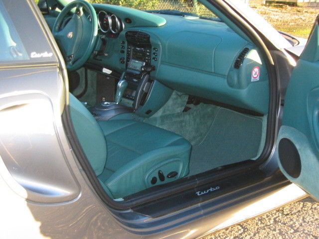 Awesome 2001 Porsche 911 Turbo Coupe 996 TURBO, German ...