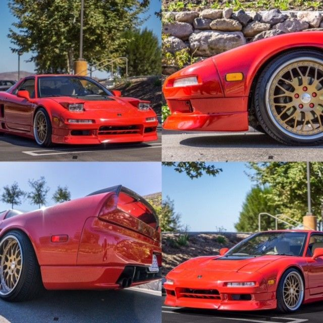 Amazing 1991 Acura NSX Body Kit 1991 Acura NSX 2018-2019