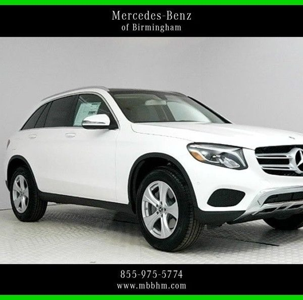 Used Turbo Suv: Amazing 2018 Mercedes-Benz GL-Class GLC 300 2018 GLC 300