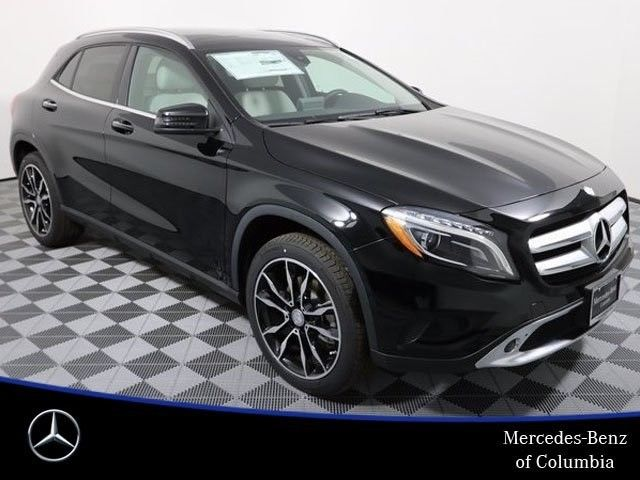 Great 2016 Mercedes Benz Gla 250 80 Miles Night Black 4d Sport Utility 2 0l I4 Di 2017 2018