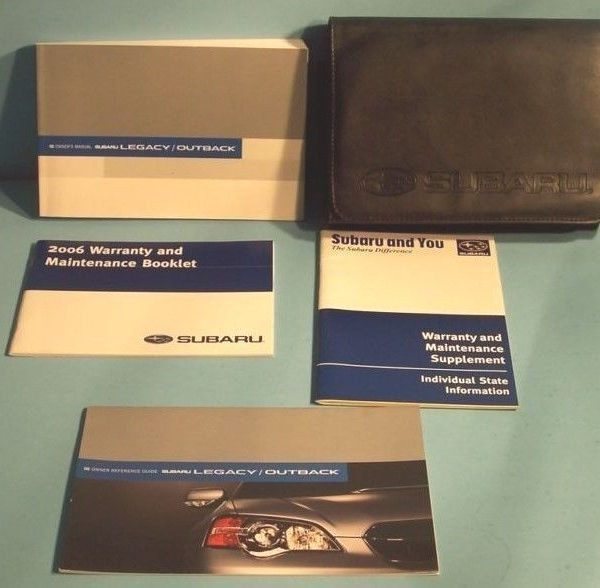 awesome 06 2006 subaru legacy outback owners manual 2018 2019 rh 24carshop com 2011 Subaru Legacy Manual 1999 Subaru Legacy Manual