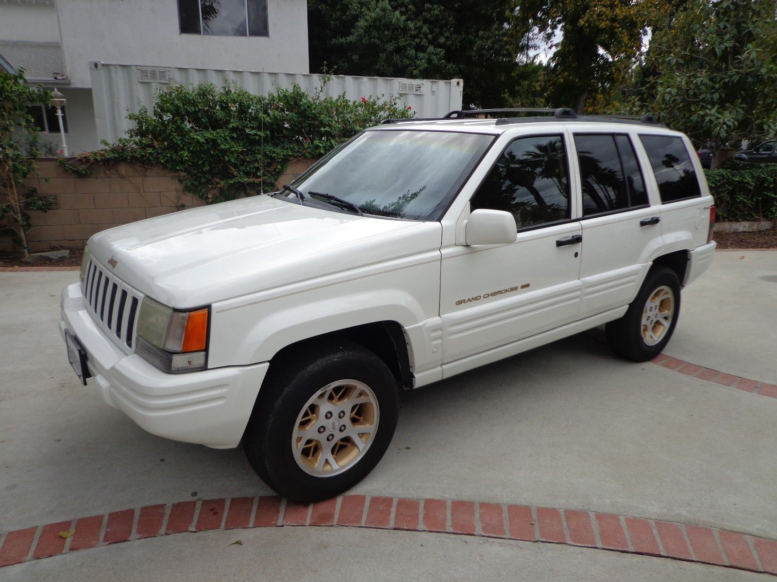 1997 Jeep Grand Cherokee Limited 1997 Jeep Grand Cherokee ...
