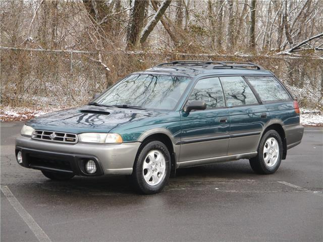 Great 1999 Subaru Legacy Outback Awd 1 Owner 56k Miles Winter Ready No Reserve Station Wagon
