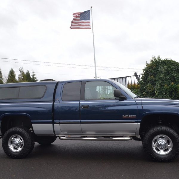 Used 2000 Dodge Ram 2500 SLT Laramie Cummins 24 Valve